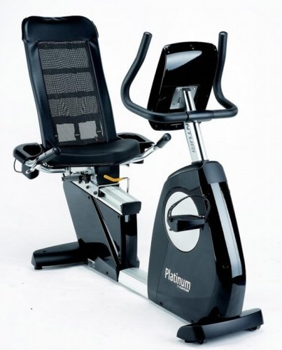 Tunturi Platinum - Recumbent bike